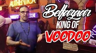 BELFAZAAR – KING DEL VOODOO EN NEW ORLEANS
